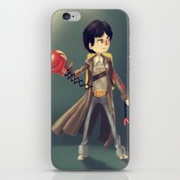 Data From The Goonies iPhone & iPod Skin
