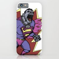 iPhone & iPod Case featuring Bizarro Superman! by RandallTrang