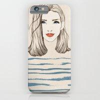 Sea Girl iPhone 6 Slim Case