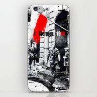 Warsaw Uprising, Poland - 1944 iPhone & iPod Skin