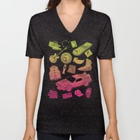 Artifacts: Back to the Future Unisex V-Neck