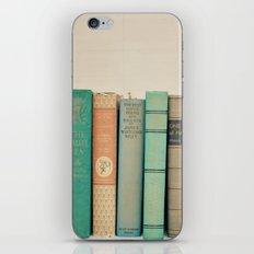 Literary Gems I iPhone & iPod Skin