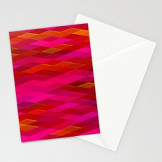 Re-Created Vertices No. 26 by Robert S. Lee Stationery Cards