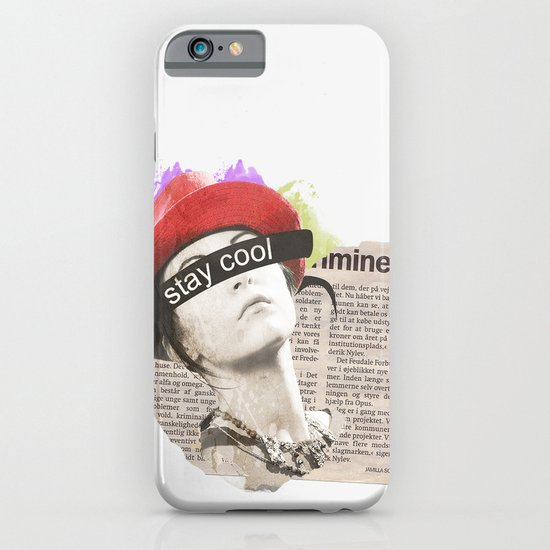 Stay Cool  iPhone & iPod Case