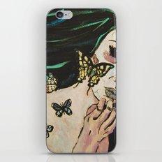 Metamorphosis II iPhone & iPod Skin