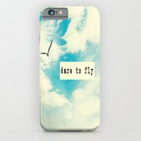 Dare to Fly II iPhone 6 Slim Case
