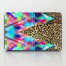 Leopard Prism {A} iPad Case