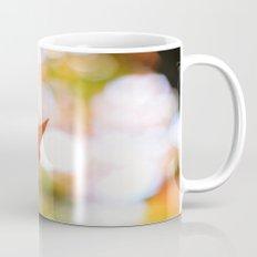 Maple leaf bokeh Mug