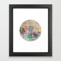 Decompose Framed Art Print