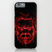 iPhone & iPod Case featuring The Dark Passenger by Punksthetic