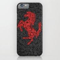 Homage To Ferrari iPhone 6 Slim Case