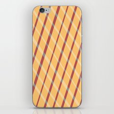 Pitter Pattern 1 iPhone & iPod Skin