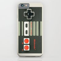 iPhone & iPod Case featuring Nintendo  by Cloz000