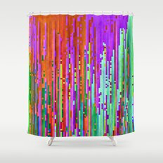 port17x10e Shower Curtain