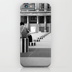 Full speed ahead into the wall iPhone 6s Slim Case