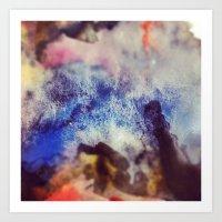 3/3 Art Print