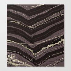 Burnout At Chevron Canvas Print