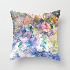 ABIOGENESIS Throw Pillow