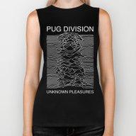 Pug Division Biker Tank