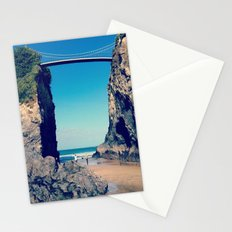 Avenue To Happiness  Stationery Cards