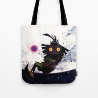 Zelda Majora's Mask : Th… Tote Bag