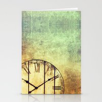 AS TIME GOES BY ... Stationery Cards