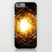 iPhone & iPod Case featuring Back in Time by Niel Quisaba