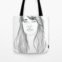 GOTTA LOVE FRANÇOISE HA… Tote Bag