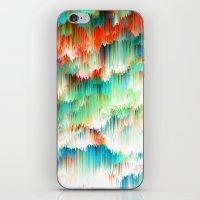 Raindown iPhone & iPod Skin