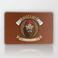 Lumberjack Since 1949 Laptop & iPad Skin