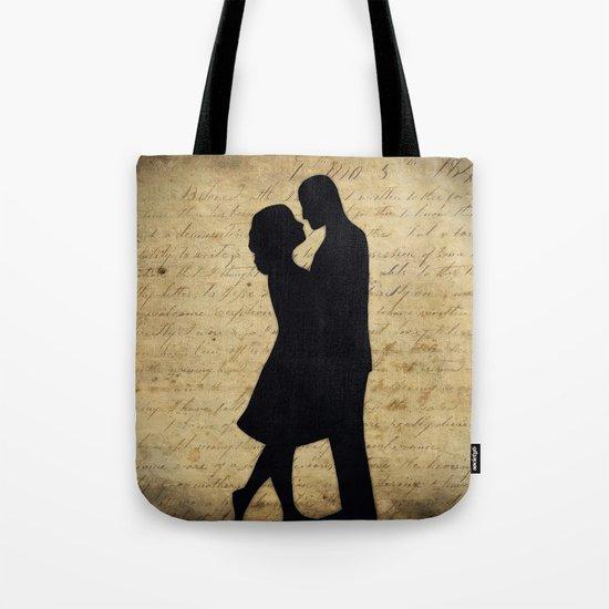 Loving Couple Tote Bag