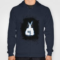 Wake up.....(Donnie Darko Fanart) Hoody