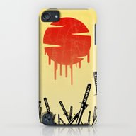 Katana Junkyard iPod touch Slim Case