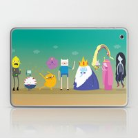 Adventure Time Character… Laptop & iPad Skin