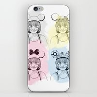 Mouse Ears iPhone & iPod Skin