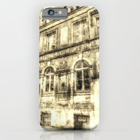 Victorian London Vintage iPhone 6 Slim Case