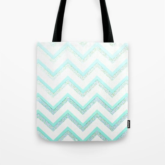 NUDE MINT  Tote Bag