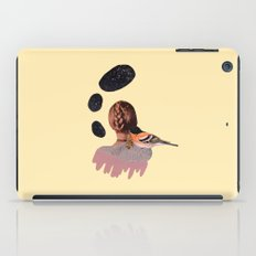 all at once, disappeared iPad Case