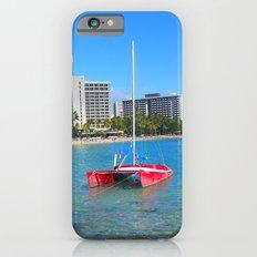 Oahu: Little Red Boat Slim Case iPhone 6s