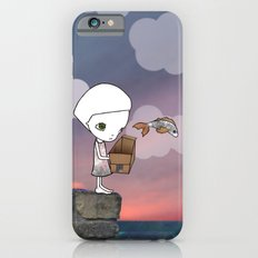 Gone Fishing (2) Slim Case iPhone 6s