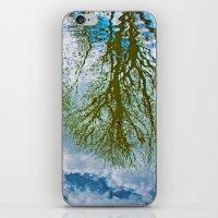TREE-FLECTS iPhone & iPod Skin