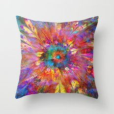Primavera 2 Throw Pillow