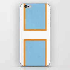 H stands for HELL - Racing - Living Hell iPhone & iPod Skin