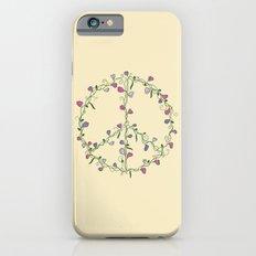 Sweet Peace Slim Case iPhone 6s