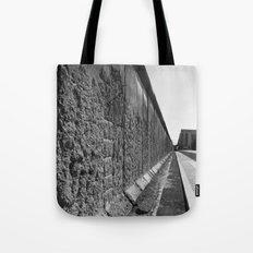 The Berlin Wall Tote Bag