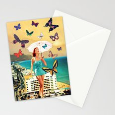 Petaloudes Stationery Cards