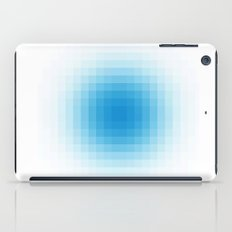 Blue Haze - Pixel iPad Case