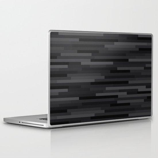 Black Estival Mirage Laptop & iPad Skin