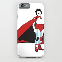 iPhone & iPod Case featuring Luchador by Jentfah