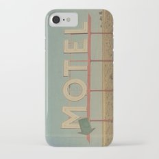 Vintage Motel iPhone 7 Slim Case